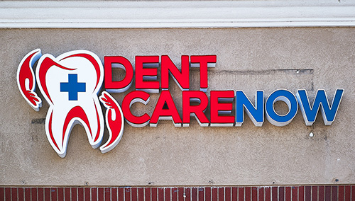 Dent Care Now Building