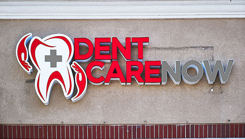 Dent Care Now Building
