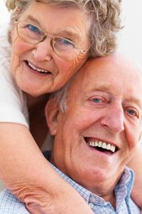 Elderly Teeth & Good Health